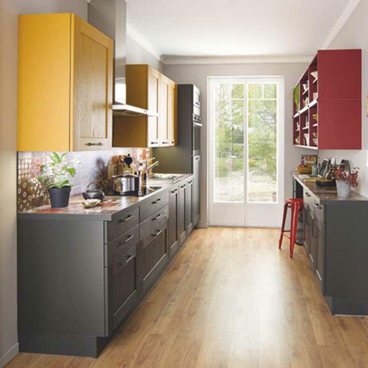 Cuisine Aménagée En Longueur comment aménager une cuisine couloir : femme actuelle le mag