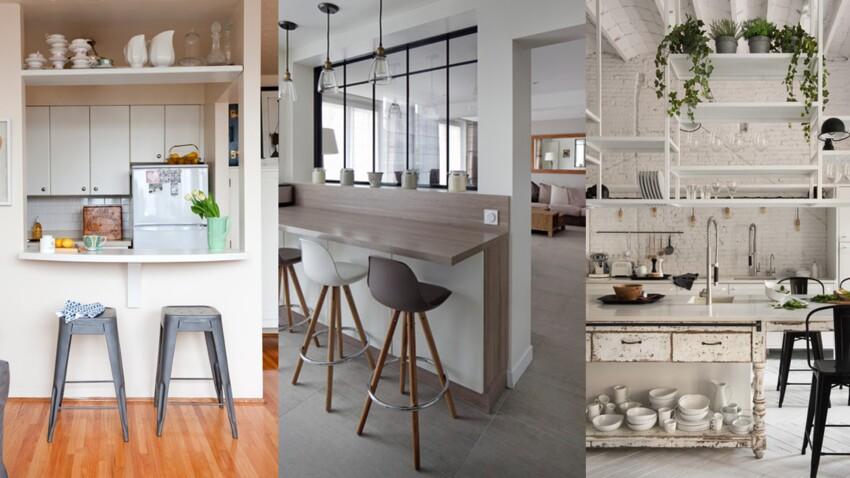 Comment aménager une cuisine semi-ouverte ?