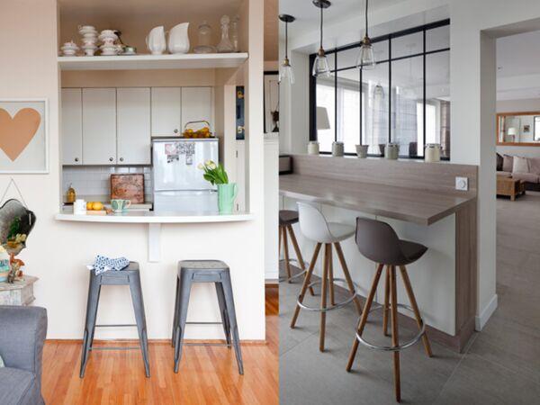 Aménager sa cuisine : 11 idées pour optimiser les angles : Femme ...