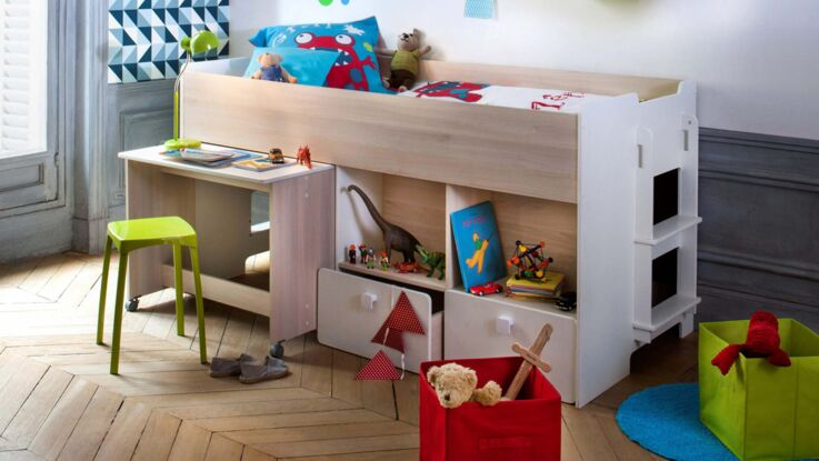 Comment bien aménager une chambre d'enfant