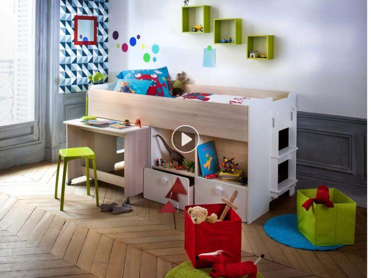 Comment bien aménager une chambre d\'enfant : Femme Actuelle Le MAG