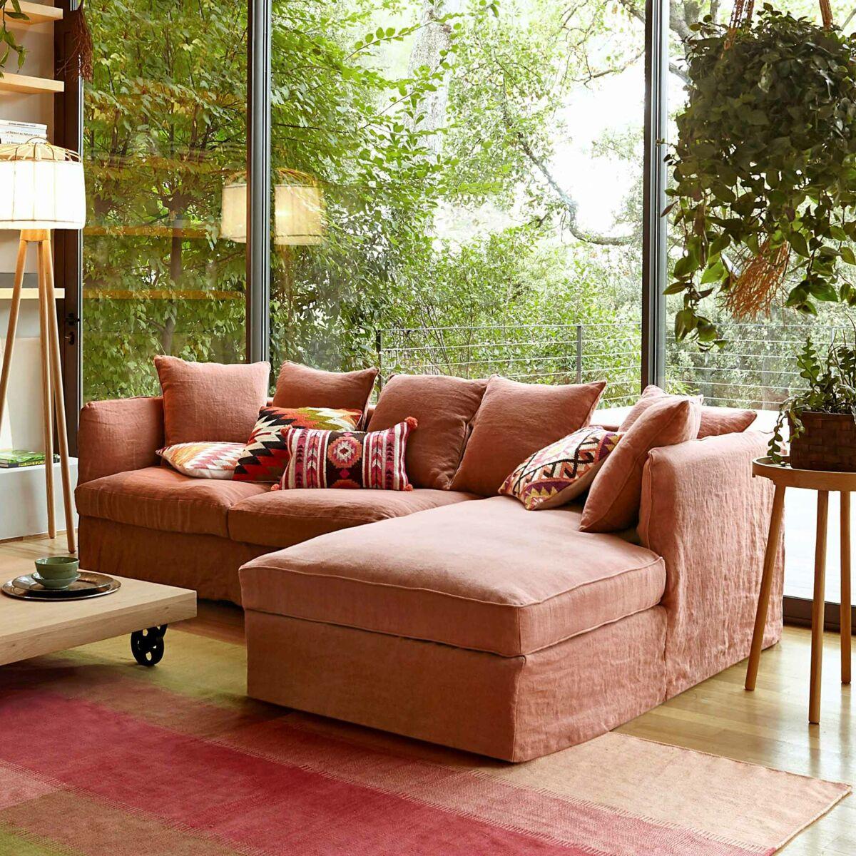 Comment Nettoyer Un Canapé En Cuir Gris Clair comment choisir mon canapé d'angle, nos modèles préférés