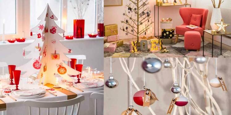 Comment Bien Decorer Sa Maison Pour Noel Femme Actuelle Le Mag