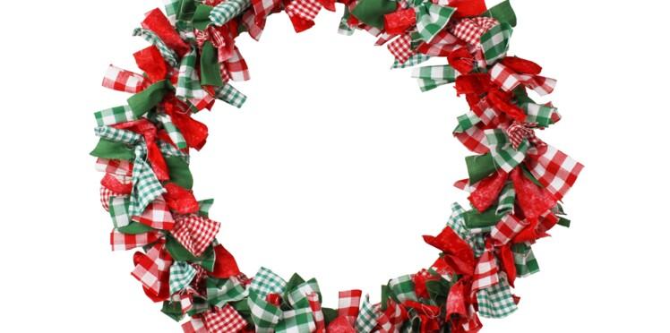 Noël : 6 couronnes originales