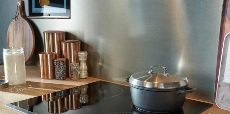 Crédence en inox, le bon choix pour ma cuisine ?