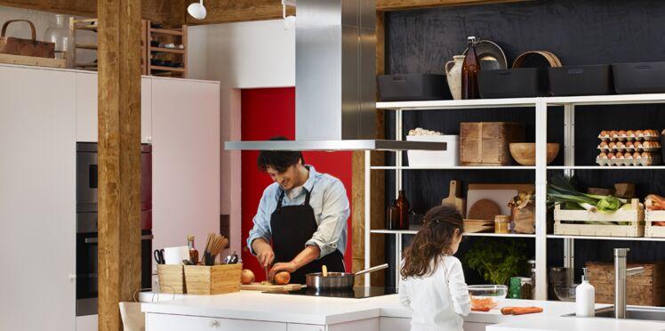 Cuisine moderne : comment limiter les nuisances