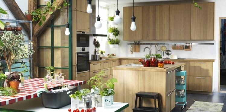 Cuisines Ikea Nos Idees Preferees Femme Actuelle Le Mag