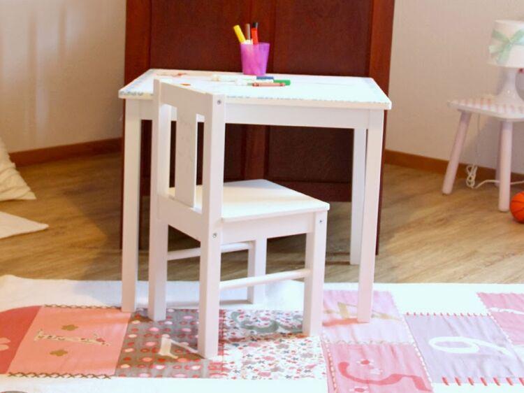 Un bureau d enfant idées de customisation femme actuelle le mag