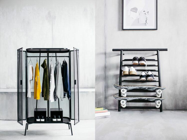 Elegant Une Déco De Chambre Du0027ado Stylée En Noir Et Blanc : Femme Actuelle Le MAG