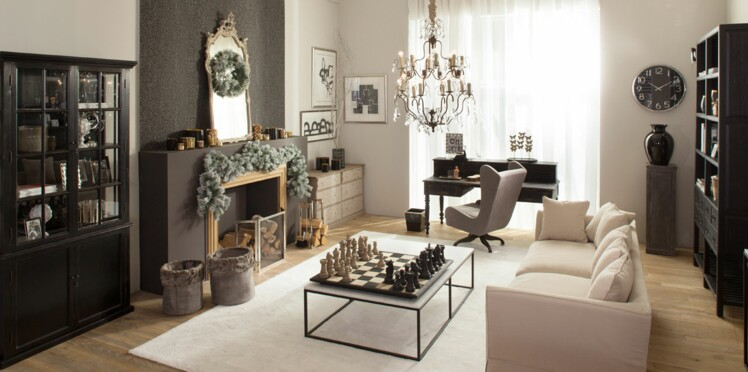 d co tout le charme du style flamand femme actuelle le mag. Black Bedroom Furniture Sets. Home Design Ideas