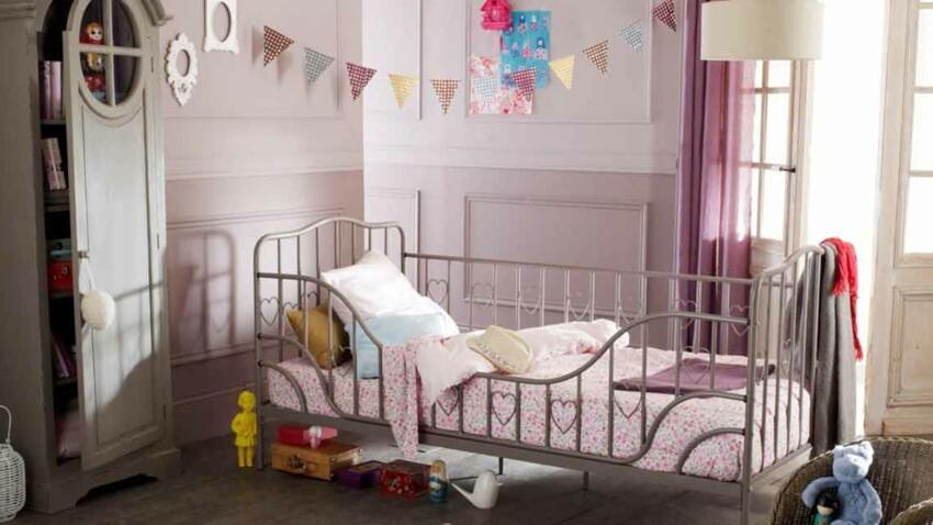 Déco de chambre pour enfant : le charme du parme