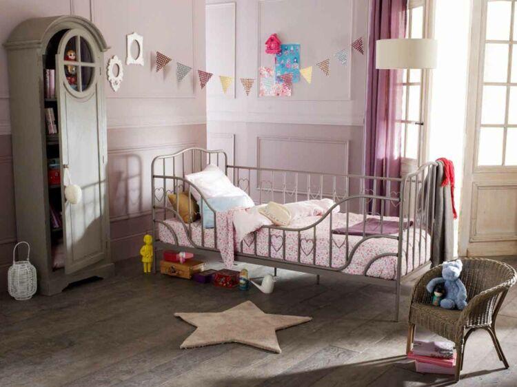 Déco de chambre pour enfant : le charme du parme : Femme Actuelle Le MAG