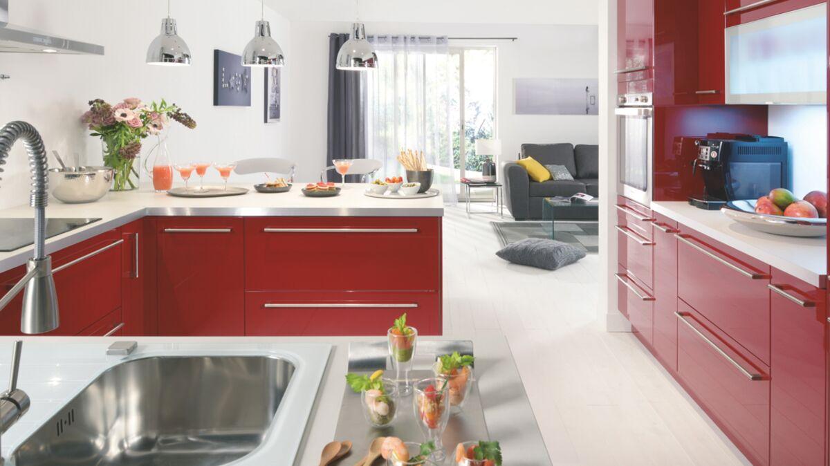 Déco de cuisine ouverte : toutes nos idées : Femme Actuelle Le MAG