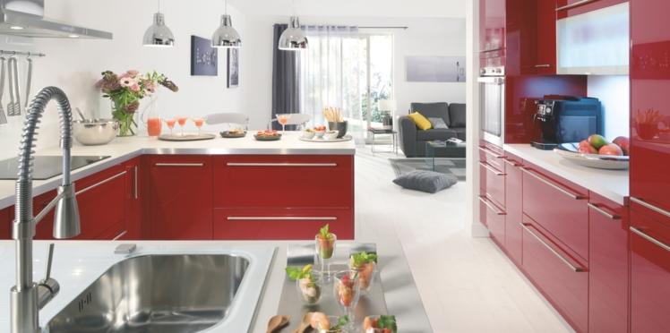 Déco de cuisine ouverte : toutes nos idées