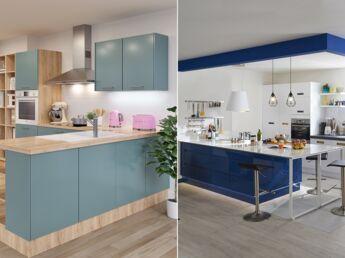 modernes les nouvelles cuisine en bois femme actuelle le mag. Black Bedroom Furniture Sets. Home Design Ideas