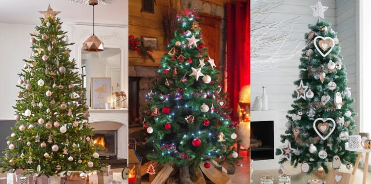 Déco de Noël : notre shopping pour le sapin