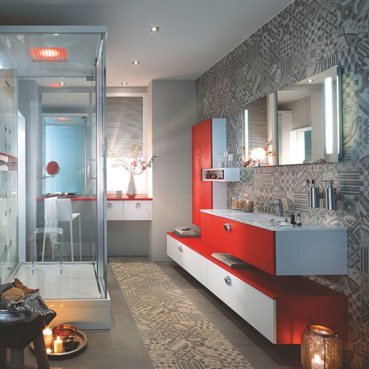 Jeux De Décoration De Salle De Bain déco de salle de bains : les idées tendances : femme