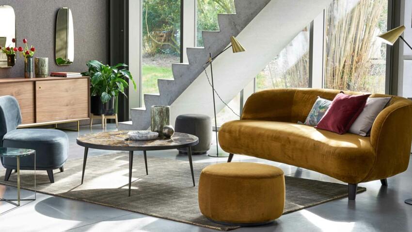 Comment créer une déco de salon chaleureuse aux couleurs d'automne ?