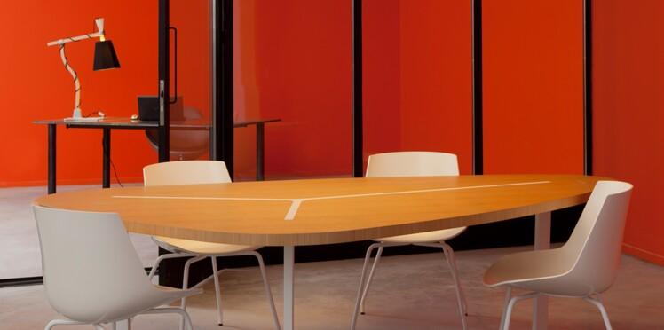 Decoration Interieure Bien Utiliser L Orange Femme Actuelle Le Mag