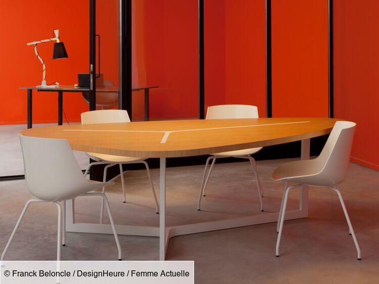 Décoration intérieure : bien utiliser l\'orange : Femme ...