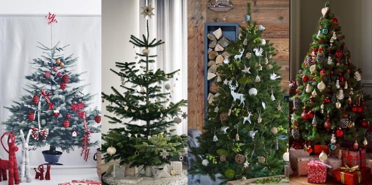 Décorations de sapin, notre shopping de Noël