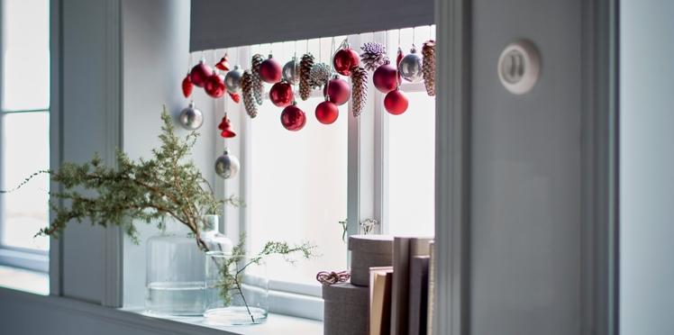 Décorer sa fenêtre pour Noël : les idées d'IKEA