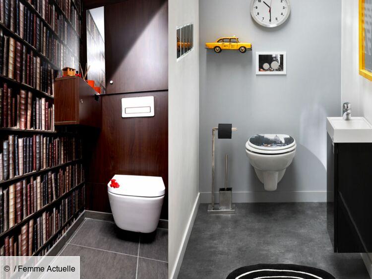 Design, zen, rigolo, décorez vos toilettes ! : Femme ...