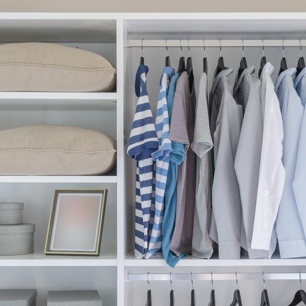 Comment Faire Un Dressing Sois Meme dressing pas cher : nos astuces pour économiser : femme