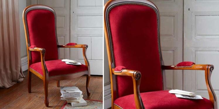 Le fauteuil Voltaire, pourquoi on l\'aime ? : Femme Actuelle Le MAG
