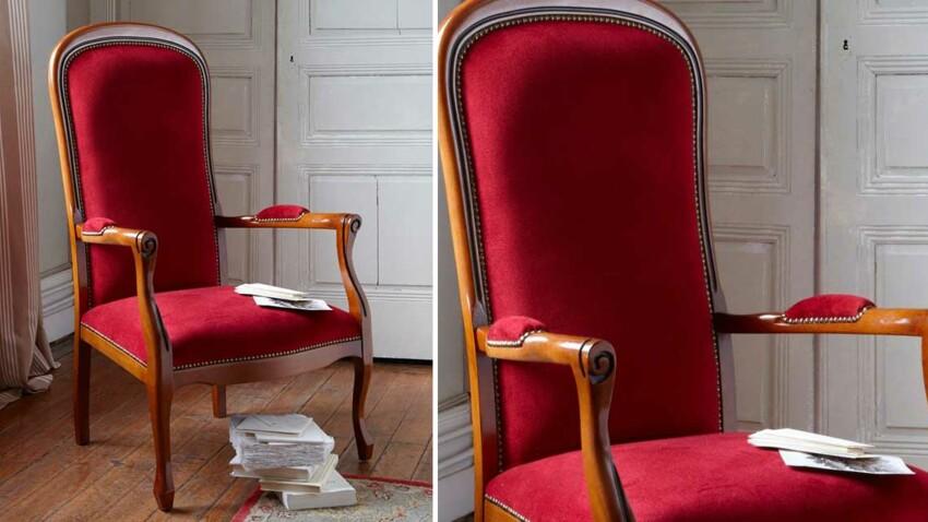 Le fauteuil Voltaire, pourquoi on l'aime ?