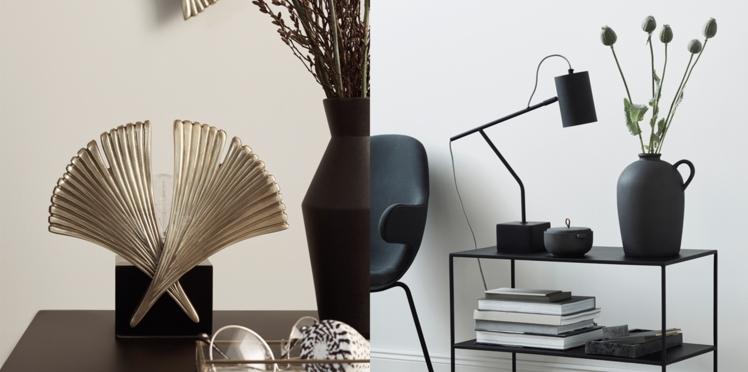 H&M HOME lance sa première collection de petit mobilier