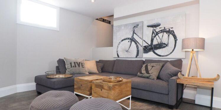 Des idées sympas pour aménager un sous-sol