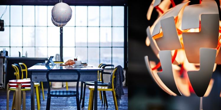 Ikea: le design à l'honneur dans la nouvelle collection PS