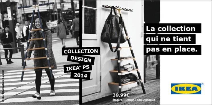IKEA - Nouvelle collection IKEA PS 2014 - Publi-communiqué