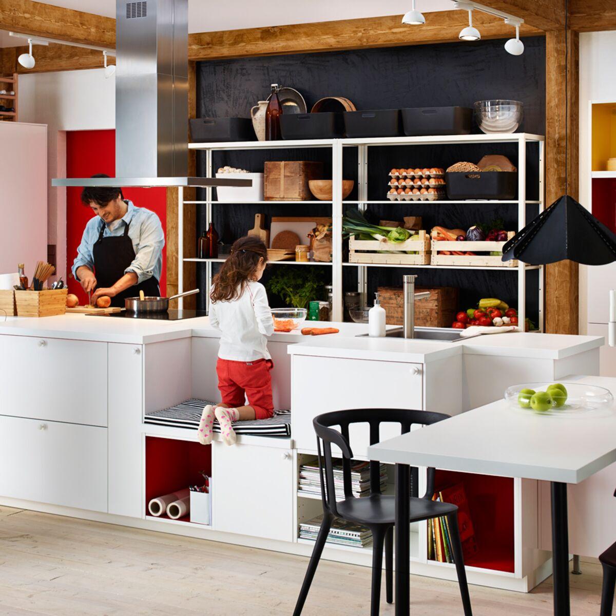 Verriere Pas Cher Ikea un ilot central pour ma cuisine, les conseils d'ikea