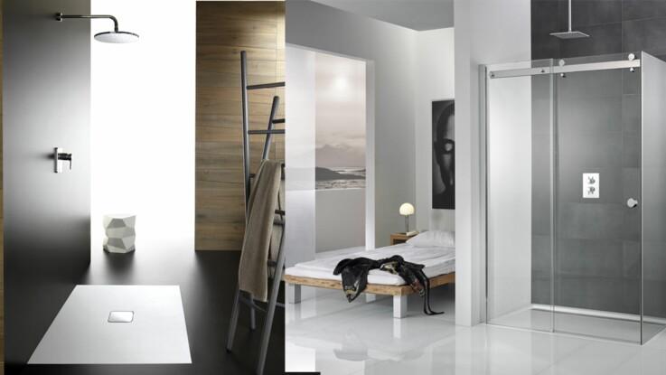 Tout savoir sur la douche l italienne en vid o femme actuelle le mag - Deco italienne maison ...
