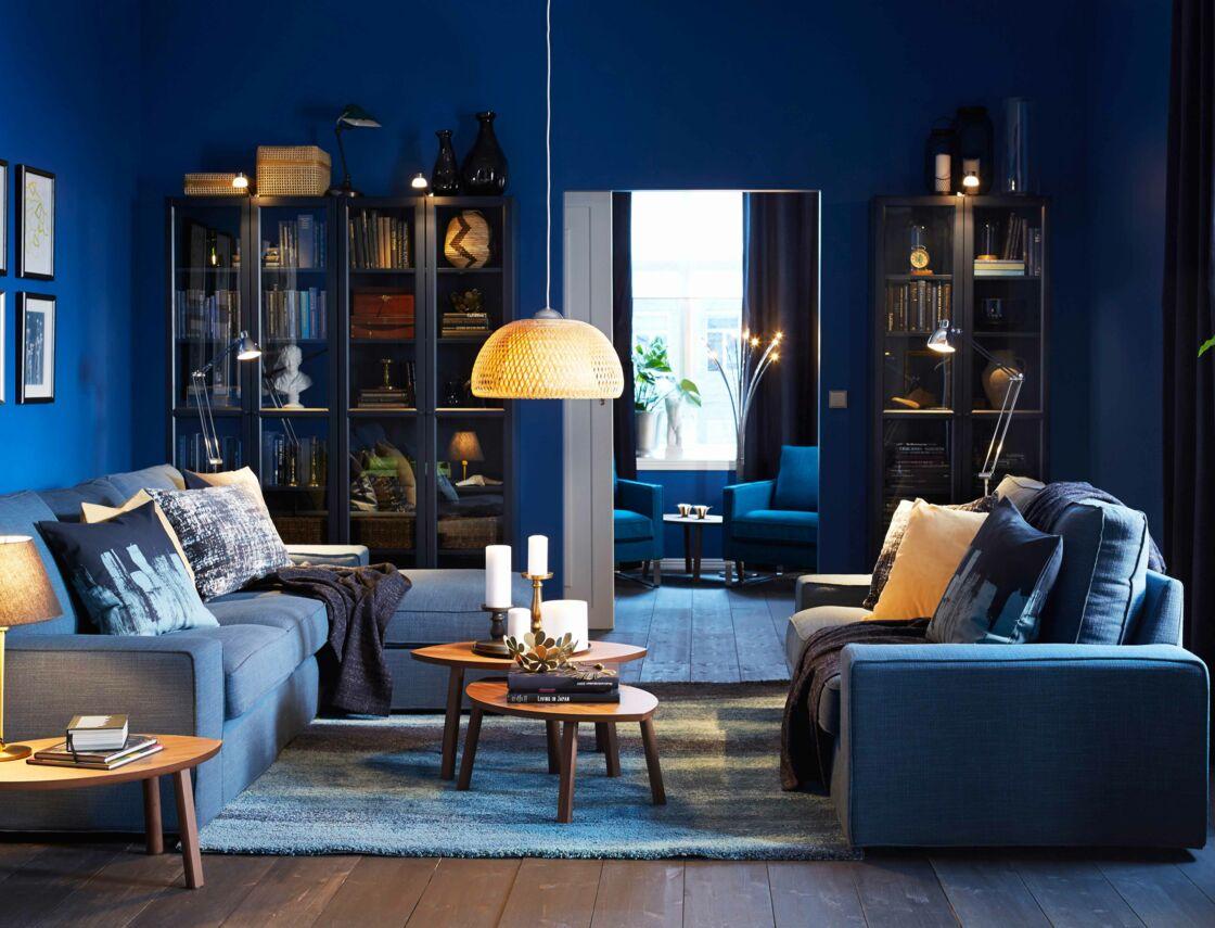 Déco maison : quelle est la couleur idéale pièce par pièce ...