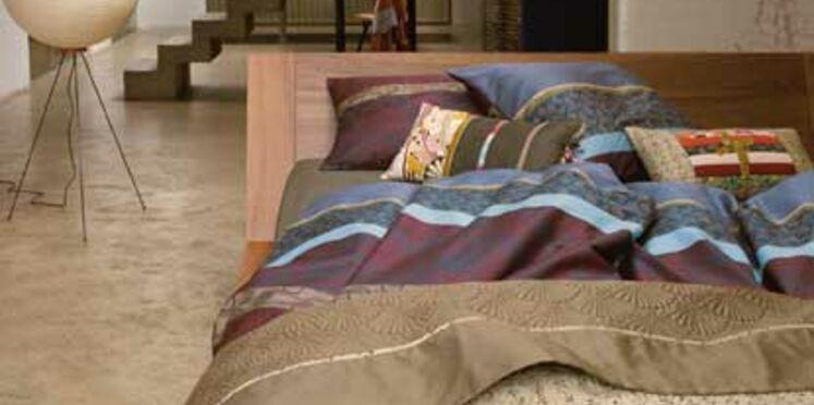 Linge de lit : de jolies parures pour changer d'ambiance