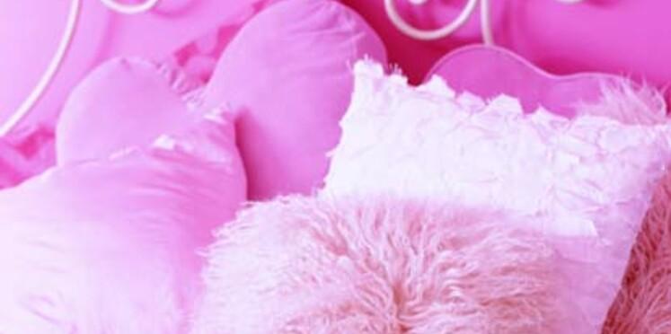 Ma chambre glamour pink