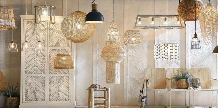 Maisons du Monde : la nouvelle collection de luminaires tendances