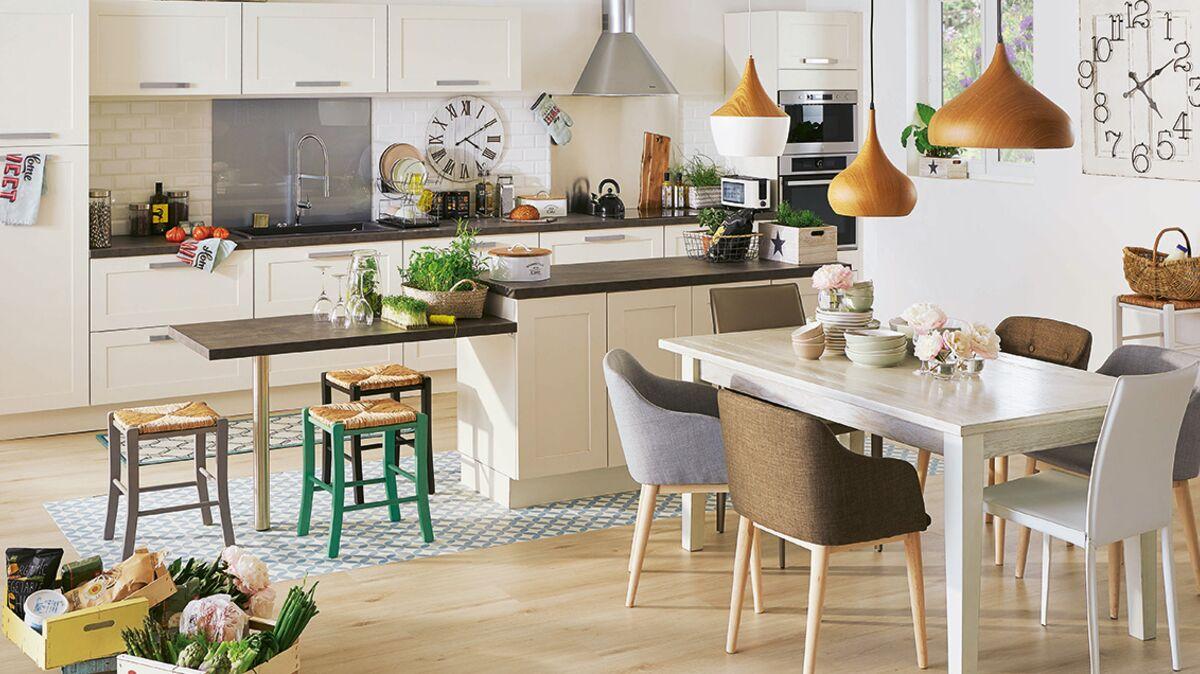 Refaire Les Meubles De Cuisine meuble de cuisine : relooker ou tout changer ? : femme