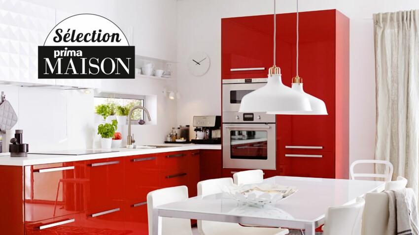 Meubles de cuisine : l'atout couleur