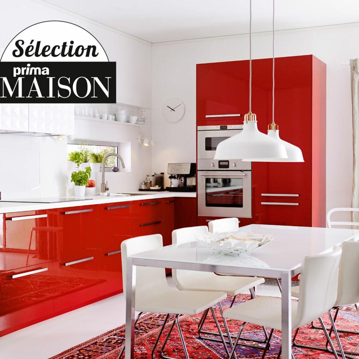 Couleur De Cuisine Tendance 2015 meubles de cuisine : l'atout couleur : femme actuelle le mag