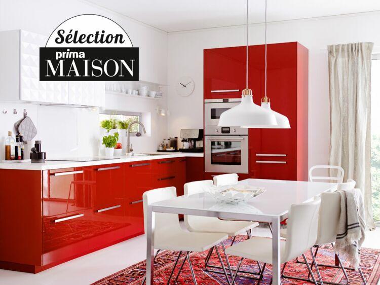 Meubles de cuisine l atout couleur femme actuelle le mag - Couleur meuble cuisine tendance ...