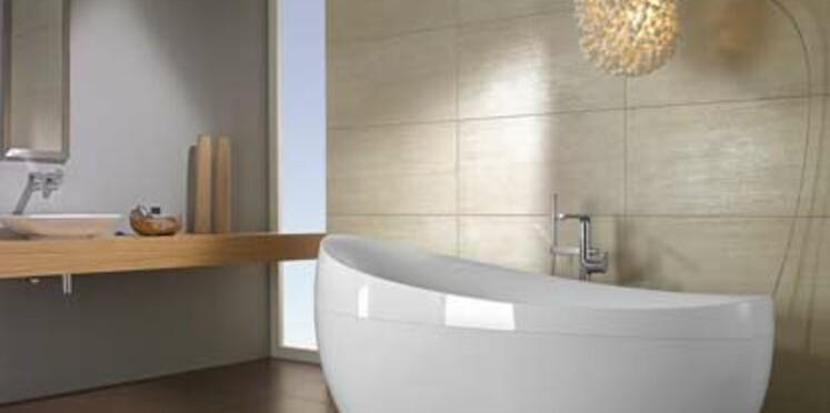 salle de bains les derni res tendances femme actuelle le mag. Black Bedroom Furniture Sets. Home Design Ideas