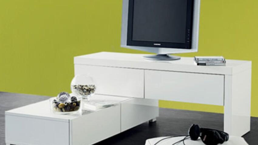 5 meubles télé intelligents