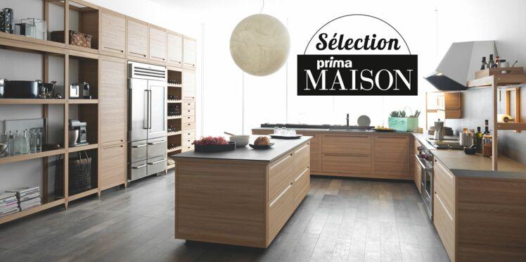 Modernes, les nouvelles cuisine en bois