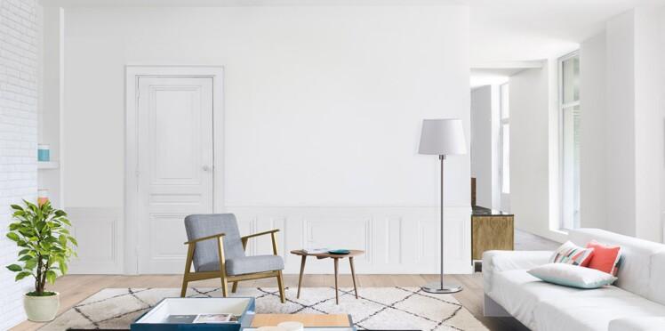 Peinture blanche : l'atout fraîcheur pour la rentrée