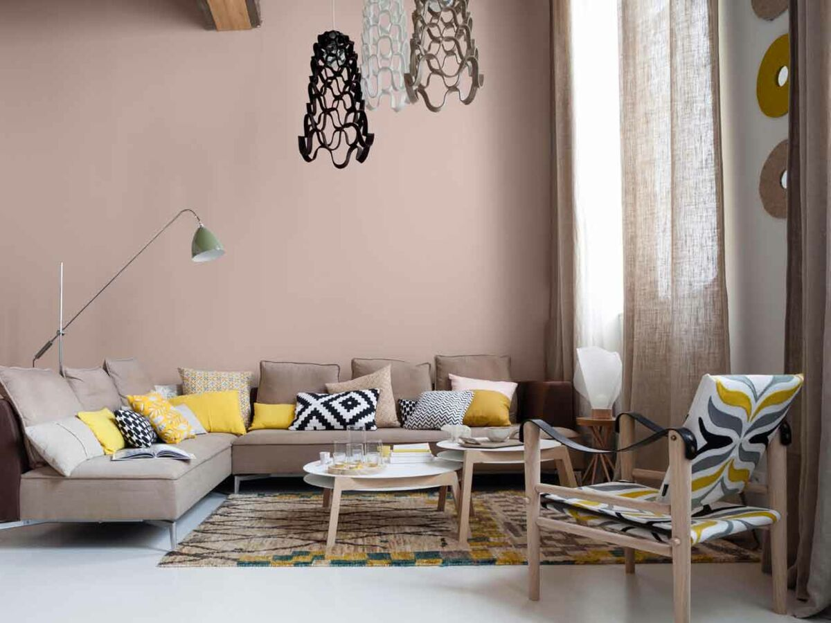 Harmonie Des Couleurs Dans Une Maison peinture pastel : la couleur tout en douceur : femme