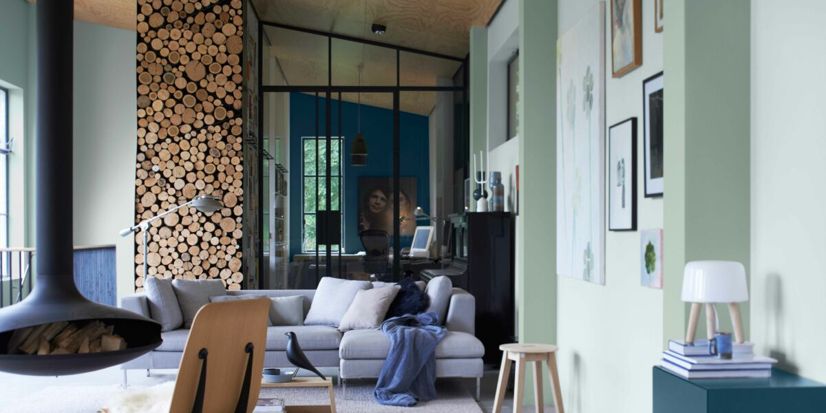 Peinture Interieure Quelle Couleur Selon Mon Style De Deco Femme Actuelle Le Mag